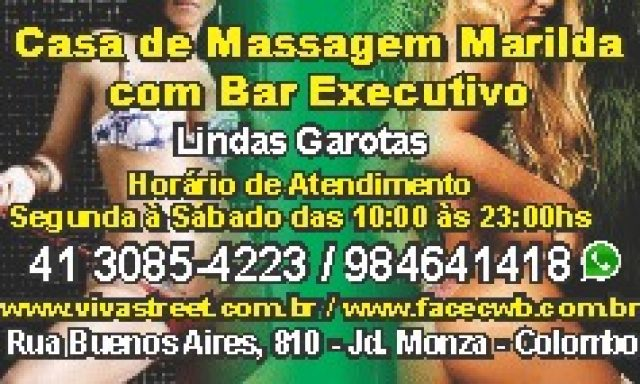 MARILDA MASSAGENS